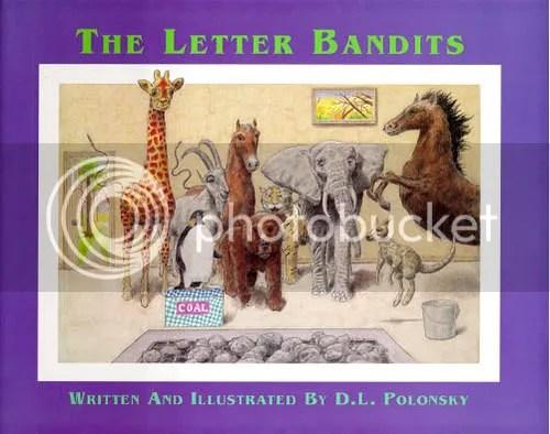 DL Letter Bandits