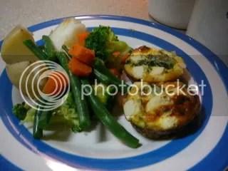 spinach feta