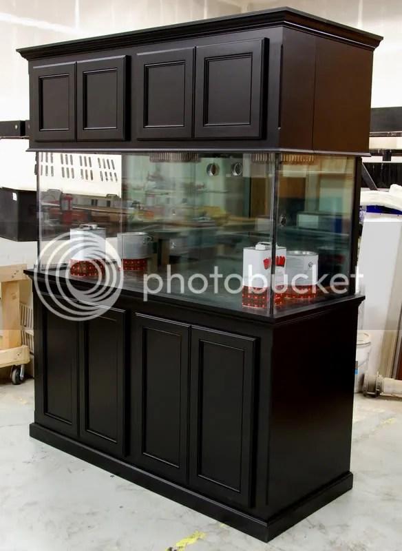 55 Gallon Aquarium Cabinet Plans
