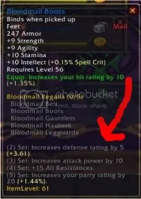 back in vanilla WoW when purples weren't handed to us on a silver