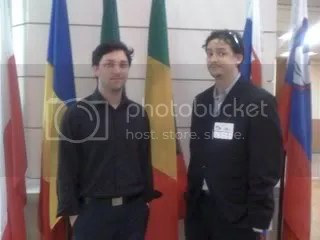 Peter Haik and Chadrick Baker, Emvee