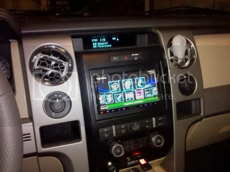 Aftermarket 2011 Stereo 150 F Ford