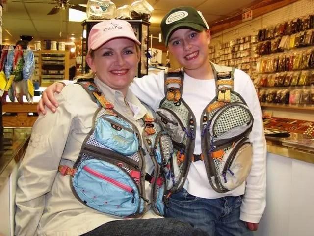 Fishpond firefly women s vest the ozark fly fisher journal for Womens fishing vest