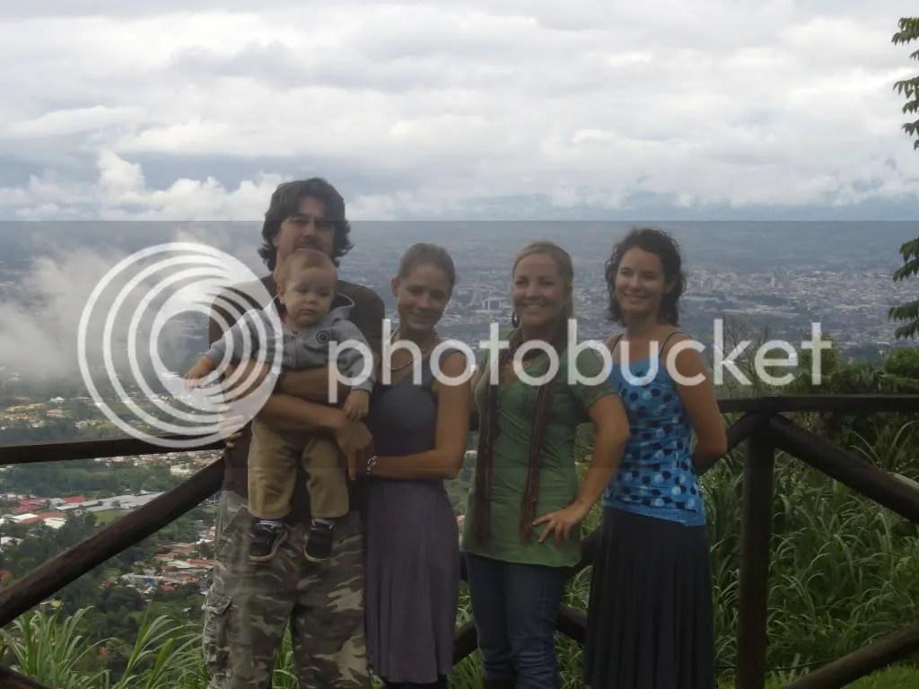 Scott (and Jude), Leslie, Jessi, Rachel