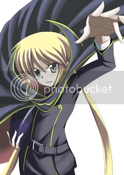 nagi, hayate the combat butler, code geass, parody