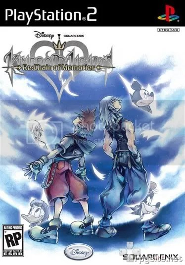Kingdom Hearts Re: Chain of Memories Pictures, Images and Photos