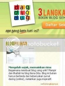Nonadita Blog Pilihan