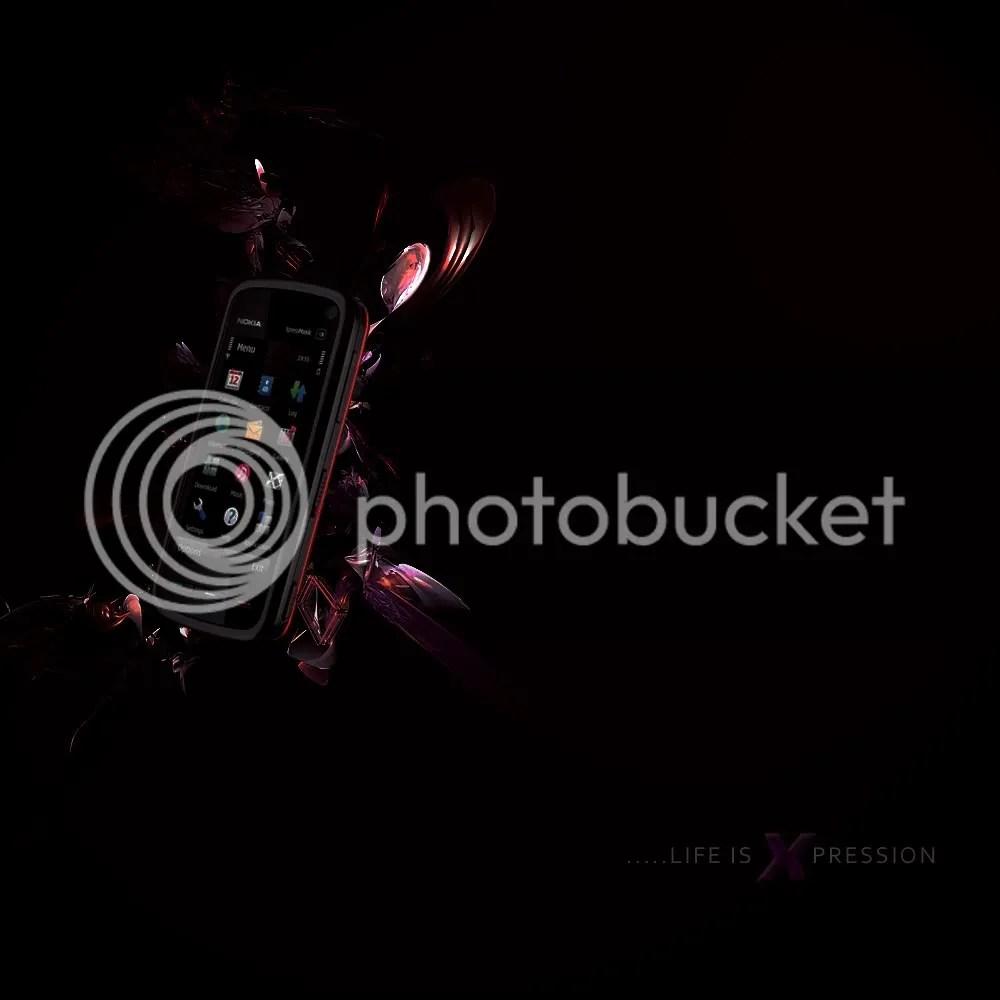 Nokia 5800 Wallpaper (final) Image