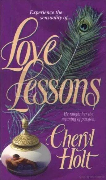 Love Lessons, by Cheryl Holt