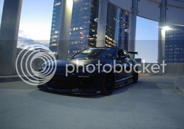 Michael Kuhn's Mazda RX-8 - photo by Jeff Narus