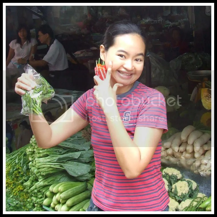 Thailand, Chang Mai, Cooking Course