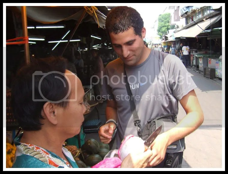 Thailand, Chang Mai, Cooking Course, Royi Avital