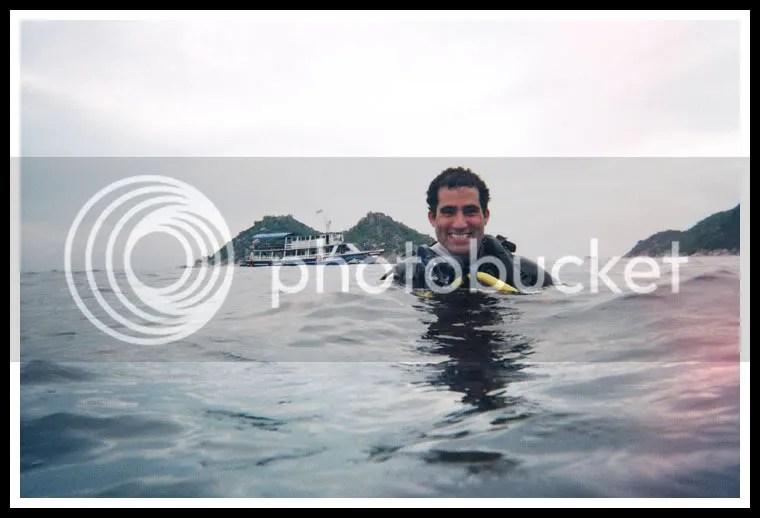 Thailand, Koh Tao, Diving, Royi Avital