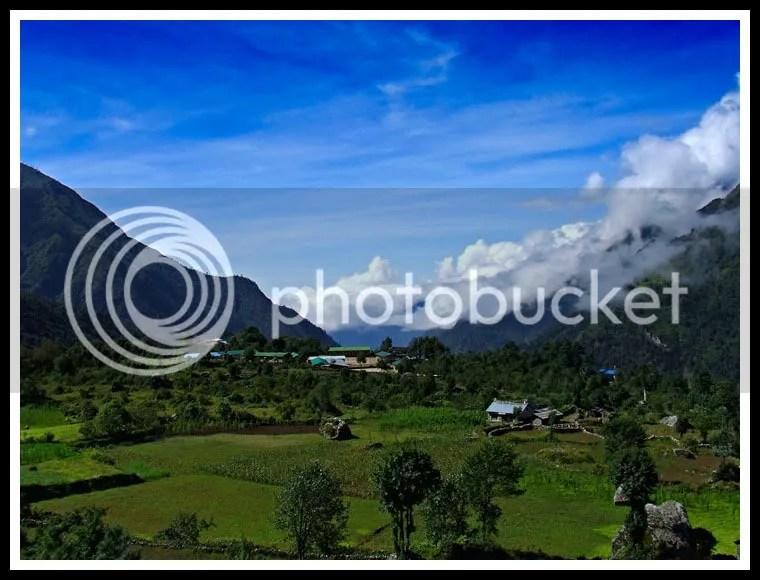 Nepal, Lucla