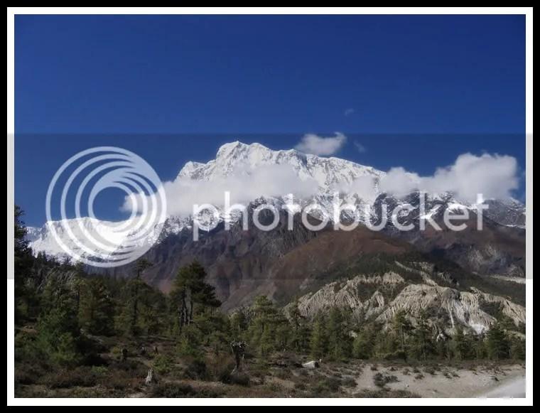 Nepal, Around Annapurna Trek