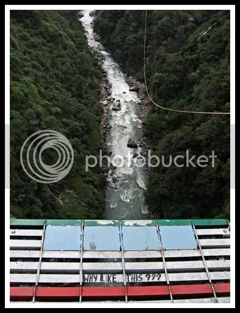 Nepal, Bungy