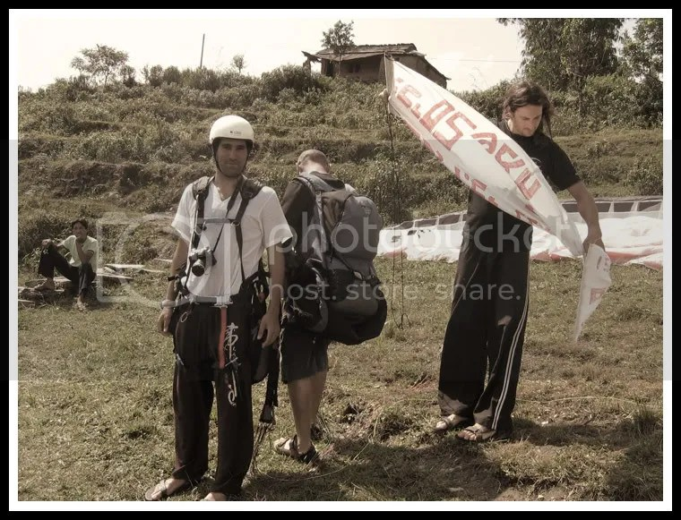 Nepal, Pokhara, Paragliding, Royi Avital