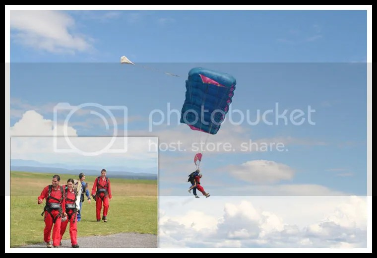 New Zealand - Tuapo, Skydiving