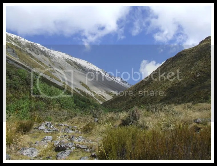 New Zealand - Nelson's Lakes - Angelus Hut Trek