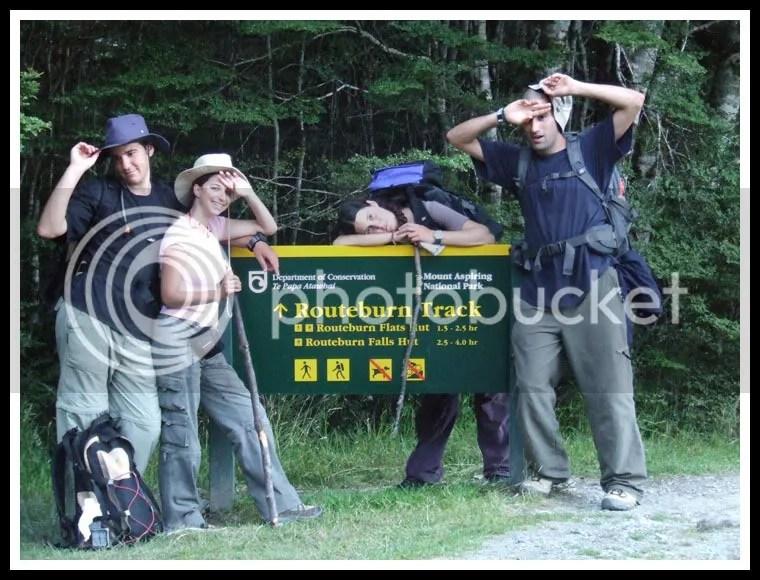 New Zealand - Routeburn Treck, Royi Avital, Osher Merhav