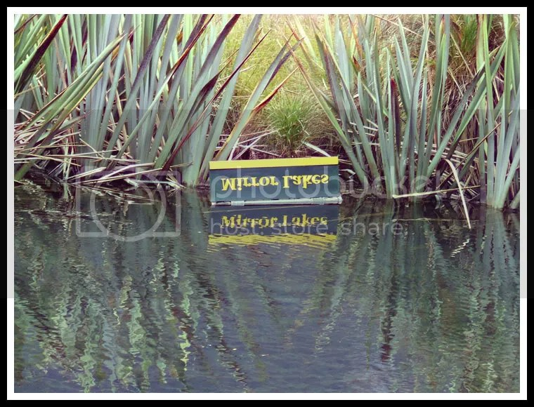 New Zealand - Mirror Lakes