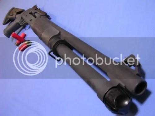 Benelli M4 shotgun photo: Benelli M4 Super 90 / M1014 Joint Service Combat Shotgun ( JSCS ) shotgun gun1723.jpg