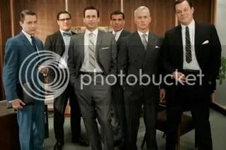 Mad Men leva o Globo de Ouro 2008