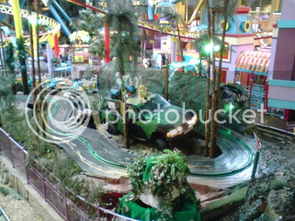 Jungle Car Ride