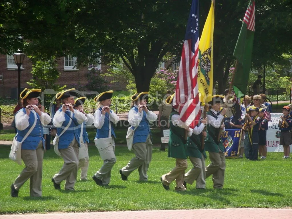 Armed Service Day on the Green