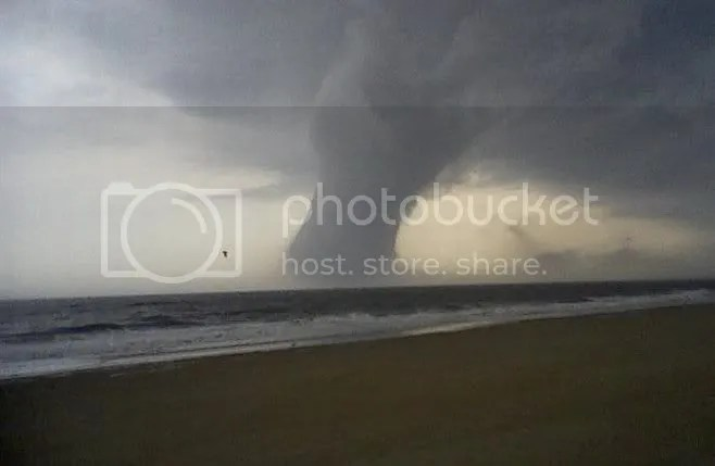 Bethany Beach Waterspout 4/20