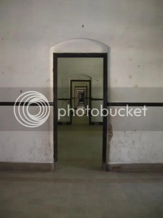 Inside Of Lawang Sewu