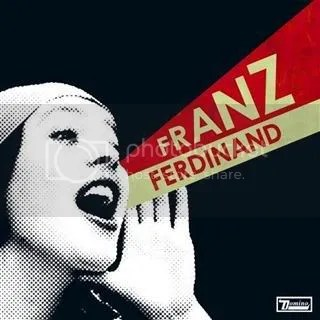 capa do segundo cd do franz ferdinand