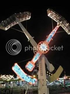 kamikaze brinquedo parque diversões