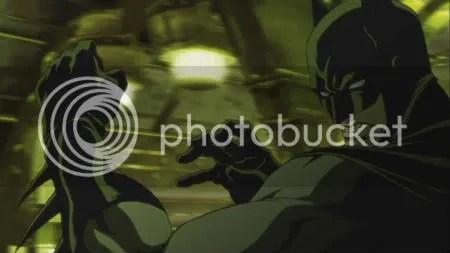 anime batman