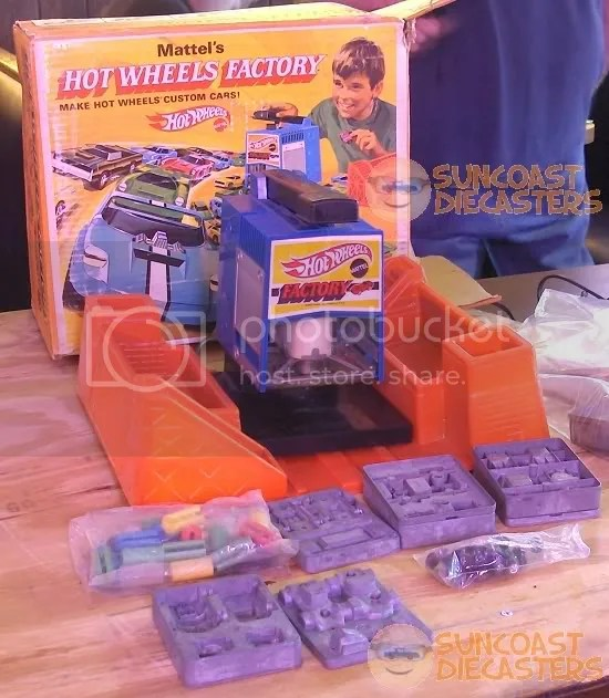 Kids! Be the first on your block with your own Hot Wheels franchise!