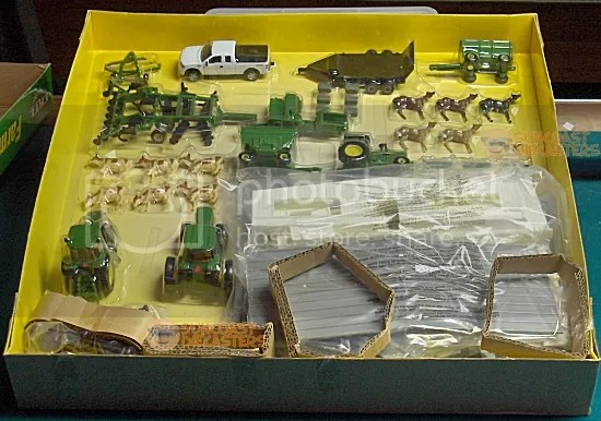Farm playsets is the life for me!