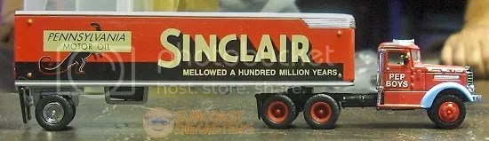 Sinclair did better with petroleum than with computers.