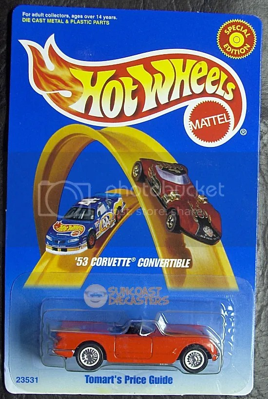 Everyone's favorite Hot Wheels collectors' guide!