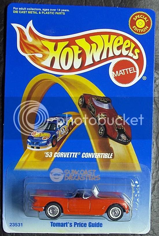 Everyone's favorite Hot Wheels collectors' guide!