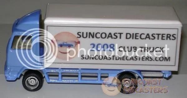 2008 Club Truck, by Ken