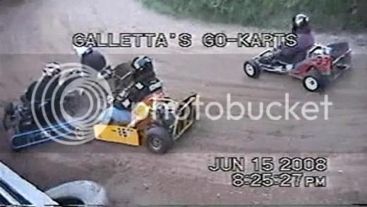 Go-Kart Wreck