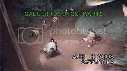 5hp Gas Stocker Kart Feature - Galletta's 8/3/2008