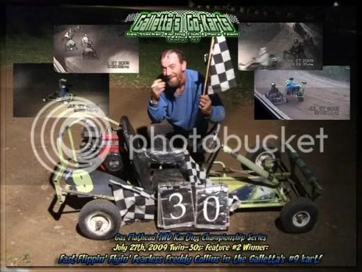 7/27/2009,Fred Collins,Winner,Galletta's #9