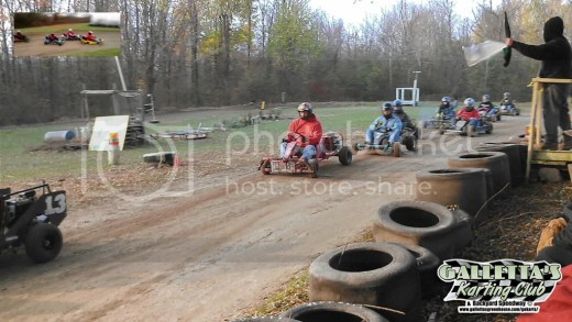 1st Annual DS Humphrey's Twin-35s at Galletta's Speedway on 11/10/2012!