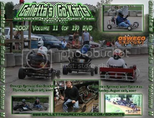 Galletta Kart 2007 Vol. 11 DVD back (small)
