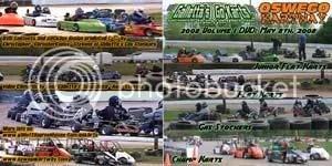 Oswego Kartway Opener DVD - 5/8/2008