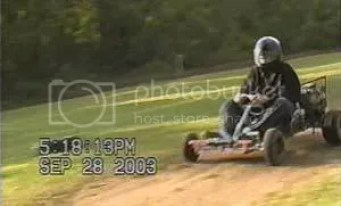 Brian Galletta dominating the early portion of the '03 Galletta's Klassic