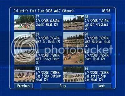 Oswego Kartway 2008/07/04 DVD 3