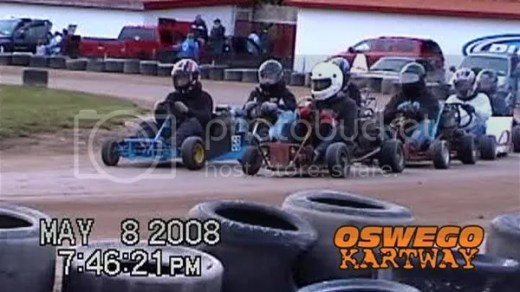 Gas Stocker Feature Start - Oswego Kartway
