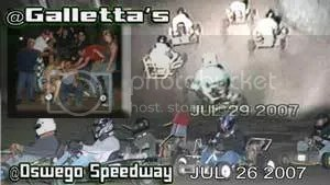 Galletta's - 7/29/2007 & Oswego - 7/26/2007